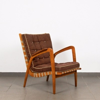 Arm chair by Jan Vaněk for ÚĽUV Praha, 1960s