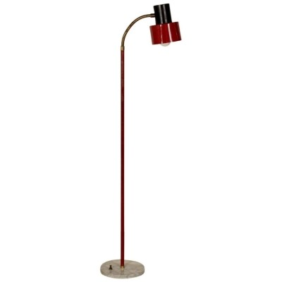 Vintage floor lamp from Italy, 1950s
