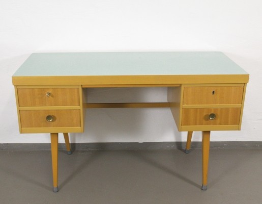Eka Werke writing desk, 1950s