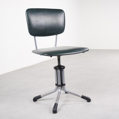 Model 353 office chair by W. Gispen for Gispen, 1950s