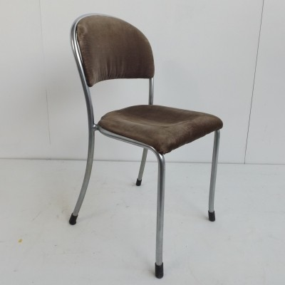 Model 105 dining chair by W. Gispen for Gispen, 1950s