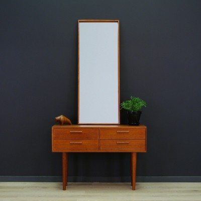 Side table with mirror, 1960s