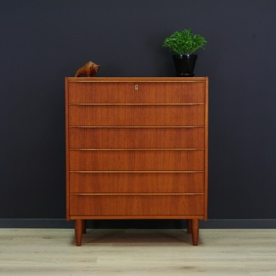 Royal Board chest of drawers, 1970s