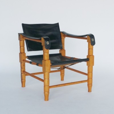 Safari lounge chair, 1960s