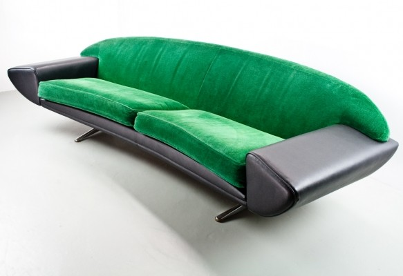 Capri sofa by Johannes Andersen for Trensum, 1950s