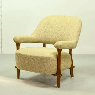 Rare Armchair designed by Theo Ruth for Artifort, 1957