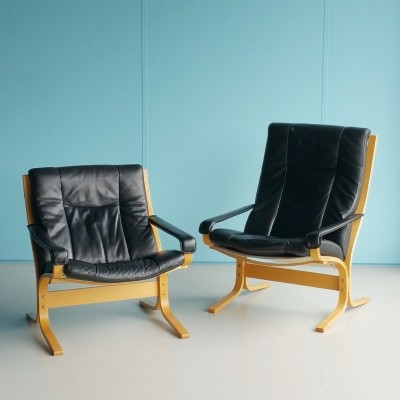 Siësta lounge chair by Ingmar Relling, 1970s