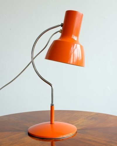Model 0521 desk lamp by Josef Hůrka for Napako, 1960s
