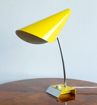 Model 0513 desk lamp by Josef Hůrka for Napako, 1960s