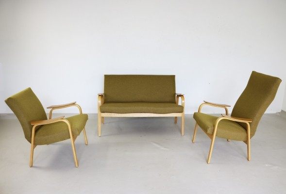 Seating group by Cees Braakman for Pastoe, 1950s