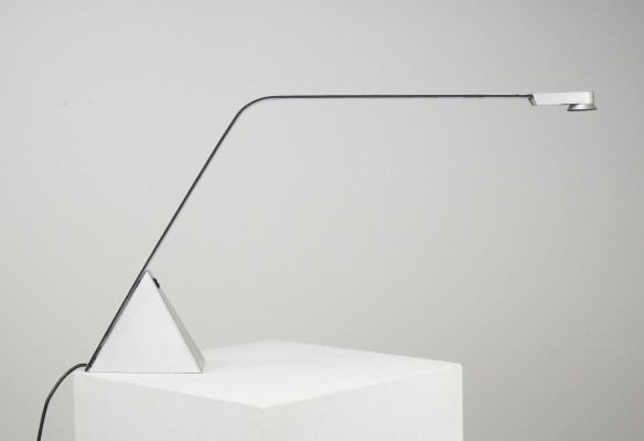 Dutch modernist desk lamp from the 1980s