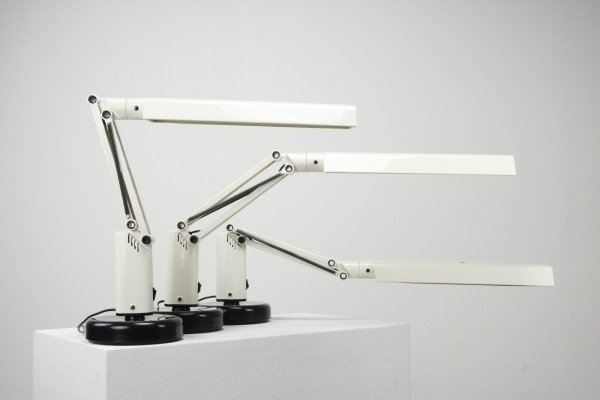 3 x Lucifer desk lamp by Tom Ahlström & Hans Ehrich for Fagerhults, 1970s