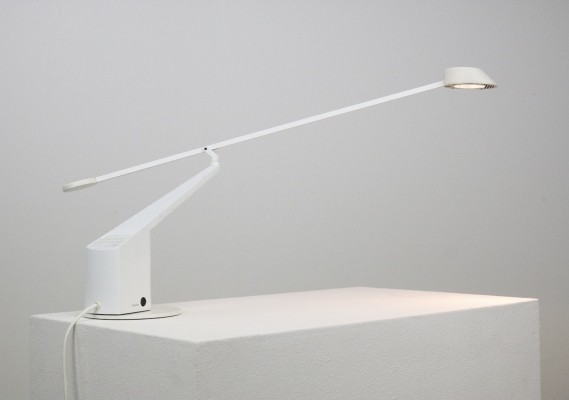 Ala desk lamp by Rodolfo Bonetto for Guzzini, 1980s