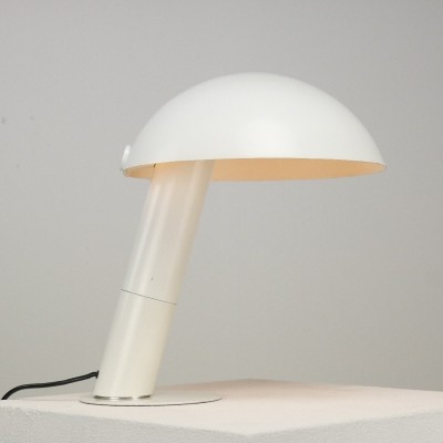 Italian modernist desk lamp from the 1970s