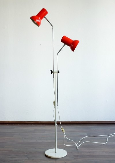Floor lamp by Josef Hůrka for Napako, 1960s