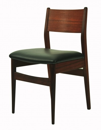 Set of 4 vintage dinner chairs, 1960s