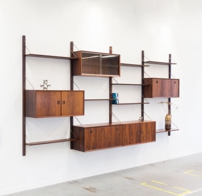 Wall unit by Louis van Teeffelen for Topform, 1960s