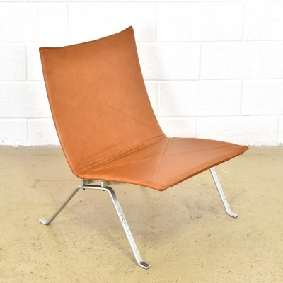 PK22 lounge chair by Poul Kjærholm for E. Kold Christensen, 1960s