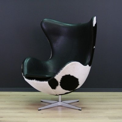 3316 The Egg lounge chair by Arne Jacobsen for Fritz Hansen, 1980s