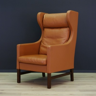 Skippers Møbler lounge chair, 1970s
