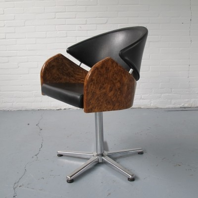 Vintage office chair, 1970s