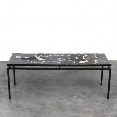 Flagstone Coffee table, 1960s