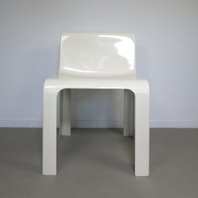 Ozoo 600 dining chair by Marc Berthier, 1960s