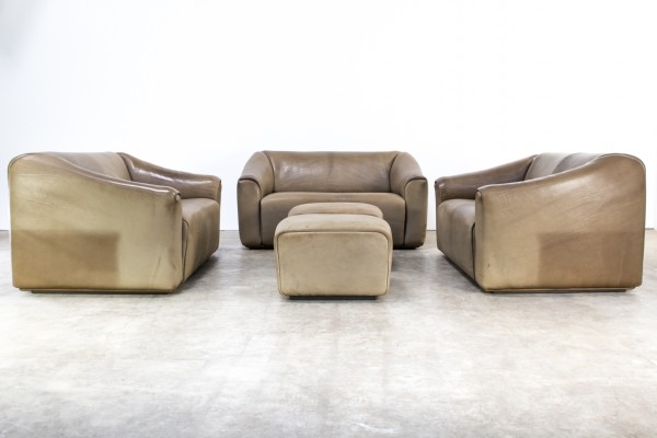 DS47 seating group by De Sede, 1960s