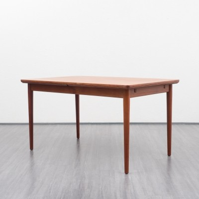 Dining table by Arne Vodder for Sibast, 1960s