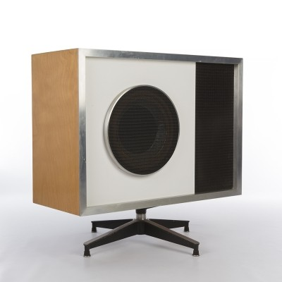Super Rare Original Stephens Trusonic Quadreflex Eames Speaker Unit