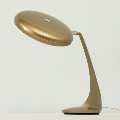 Desk Lamp Model Reina by Lupela, Spain 1960's