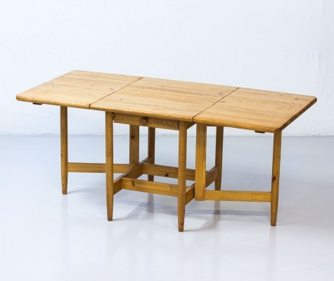 Pirrti dining table by Eero Aarnio for Laukaan Puu Finnland, 1960s