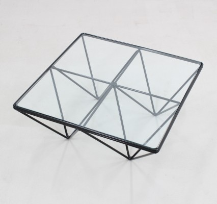 Paolo Piva coffee table, 1960s