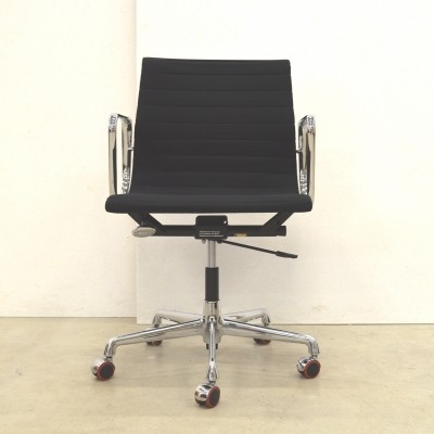 4 x EA117 office chair by Charles & Ray Eames for Vitra, 1980s
