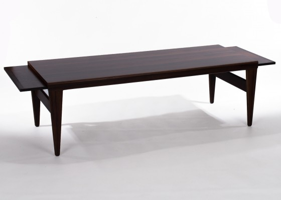 Coffee table by Kai Kristiansen for Aksel Kjersgaard, 1960s
