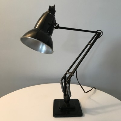 Model 1227 desk lamp by Herbert Terry for Anglepoise, 1920s