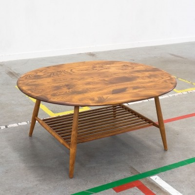 Coffee table by Lucian Randolph Ercolani for Ercol, 1960s