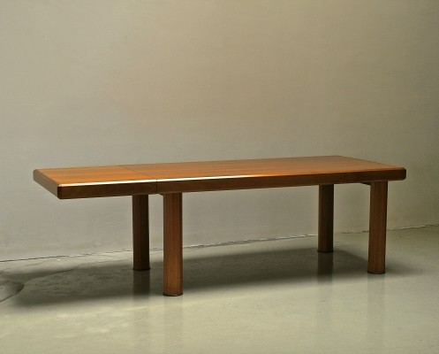 Vintage dining table, 1980s