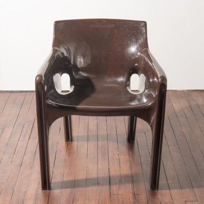 Gaudi arm chair by Vico Magistretti for Artemide, 1970s