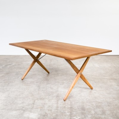 AT-303 dining table by Hans Wegner for Andreas Tuck, 1960s