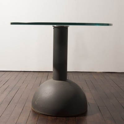Calice coffee table by Massimo Vignelli for Poltrona Frau, 1980s