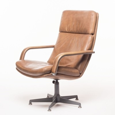 F141 lounge chair by Geoffrey Harcourt for Artifort, 1960s