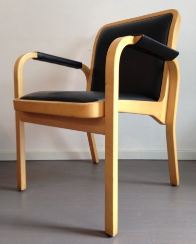 E45 arm chair by Alvar Aalto for Artek, 1970s