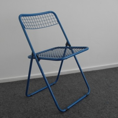 Ted Net dinner chair by Niels Gammelgaard for Ikea, 1970s