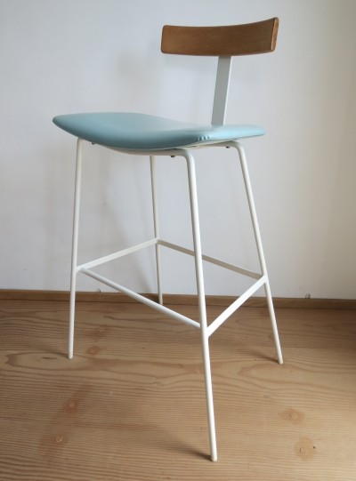 Program stool by Frank Guille for Kandya, 1950s