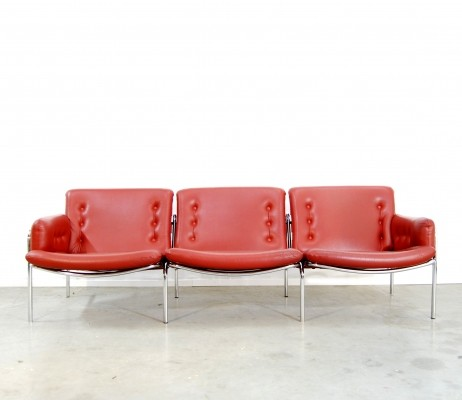 BZ10 - Osaka 3 sofa by Martin Visser for Spectrum, 1960s
