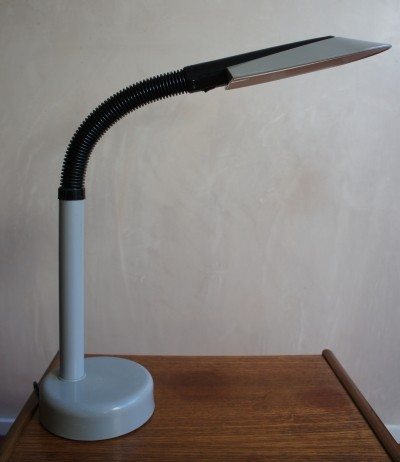 Large Swedish Fagerhults desk lamp, 1970s