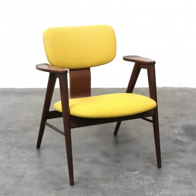 FT14 arm chair by Cees Braakman for Pastoe, 1950s