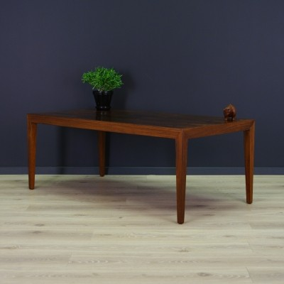 Dining table by Severin Hansen for Haslev Møbelsnedkeri, 1960s