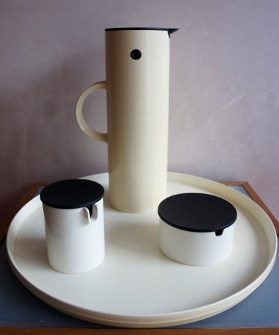 Stelton Coffee Set by Erik Magnussen, 1970s